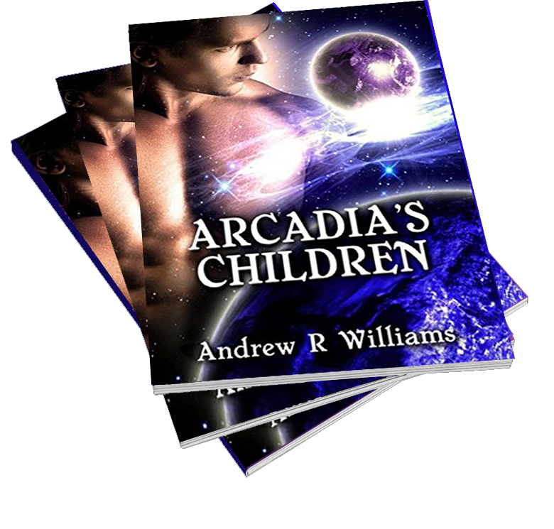 New Novel from Sensational Writer Andrew R Williams