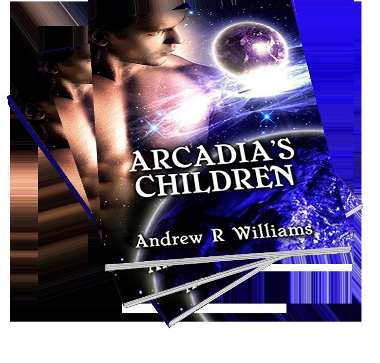 New Novel from Sensational Writer Andrew R Williams