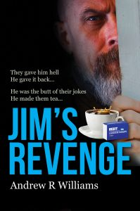 Jim's Revenge - Another Stunning Book from Andrew R Williams
